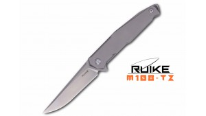 Ruike - M108-TZ - Briceag - Oțel 154CM - Titanium