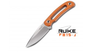 Ruike - F815 - Lamă fixă - Orange